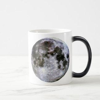 Lua cheia caneca mágica