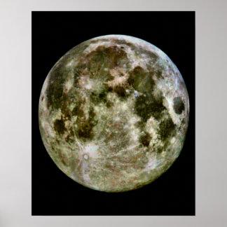 Lua cheia pôster