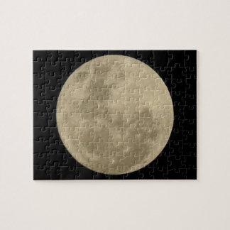 Lua cheia quebra-cabeças