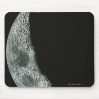 Lua de um quarto mouse pad