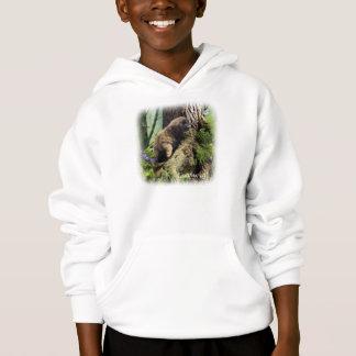 Ludwig o Leonberger explora o Hoodie da natureza Tshirts