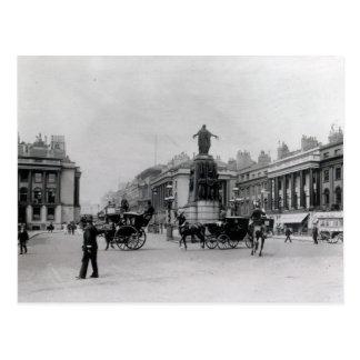 Lugar de Waterloo, Londres Cartão Postal