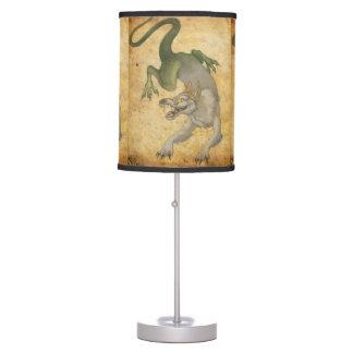Luminária De Mesa Animal do leste