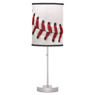 Luminária De Mesa Bola original do basebol