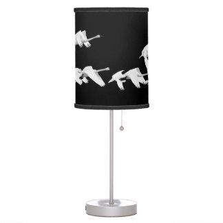 Luminária De Mesa Candeeiro de mesa dos animais dos animais