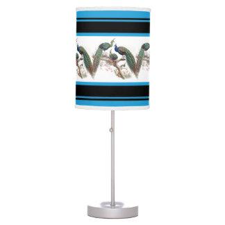 Luminária De Mesa Candeeiro de mesa dos animais selvagens dos