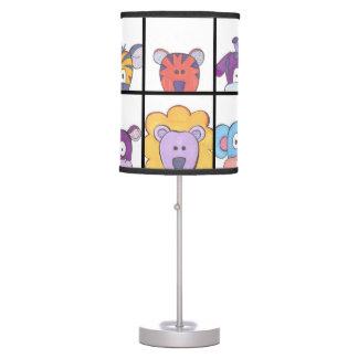 Luminária De Mesa Lâmpada animal bonito