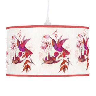 Luminária De Teto Flores dos animais dos animais selvagens dos