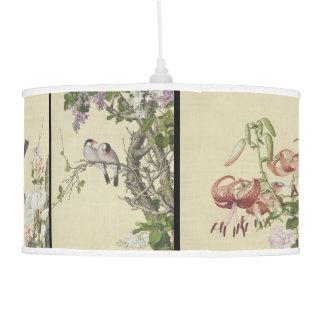 Luminária De Teto Lâmpada de suspensão animal dos animais selvagens