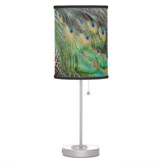 Luminária O pavão empluma-se cores verdes e azuis de Tan