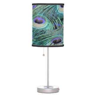 Luminária olho do pavão