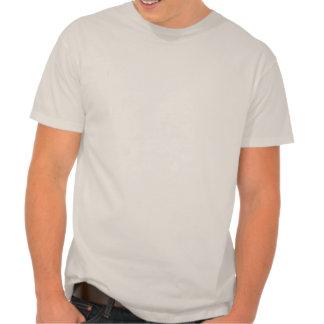Lustre da paleontologia t-shirts