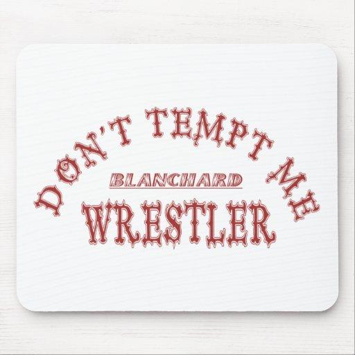Lutador de Blanchard Mousepads