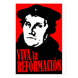 LUTHER de Reformacion do la de Viva Cartão Postal