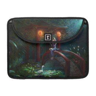 Luva da aleta do rickshaw de Macbook do bardo pro Bolsas Para MacBook Pro