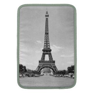 Luva de ar de Macbook da torre Eiffel Bolsa De MacBook