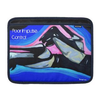 """""""Luva de ar de MacBook do controle de impulso Capa De MacBook Air"""