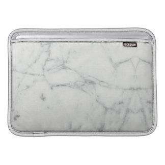 Luva de ar de pedra de mármore de Macbook da Capa De MacBook