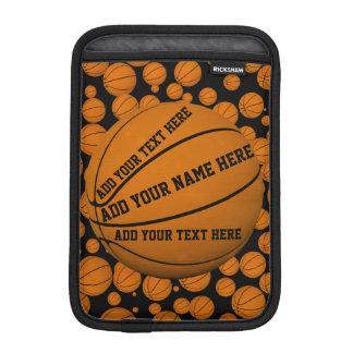 Luva De iPad Mini Luva do rickshaw dos basquetebol