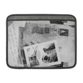 Luva do rickshaw dos Mini-Indícios Capa De MacBook