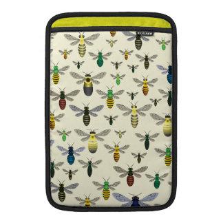 Luva nativa das abelhas para Ipad mini Bolsa Para MacBook Air