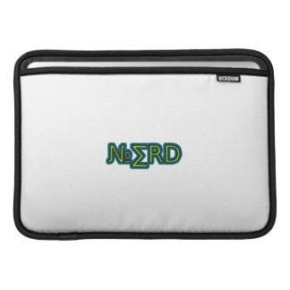Luva Nerdy Bolsa Para MacBook Air