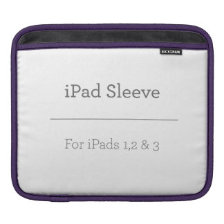 Luva personalizada do iPad Bolsa Para iPad