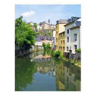 Luxembourg Cartões Postais