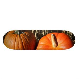 Luxúria da abóbora skates personalizados