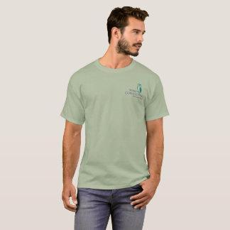 Luz básica do T de homens sábios Camiseta