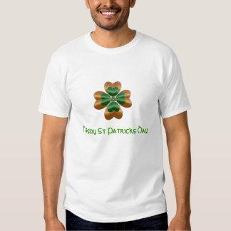 Luz da camisa de Patricks T da rua T-shirt