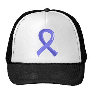 Luz do cancro da próstata - fita azul 3 boné