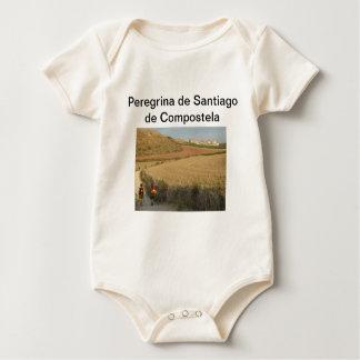 Macacão infantil Santiago de Compostela