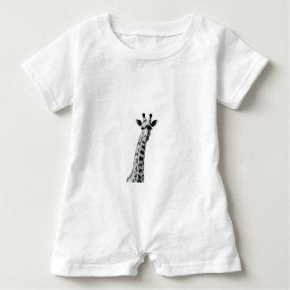 Macacão Para Bebê Girafa