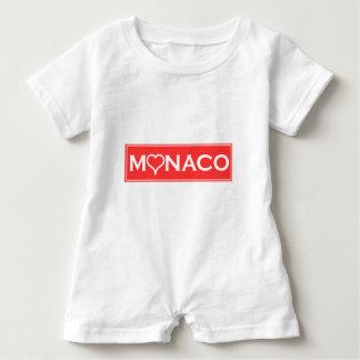 Macacão Para Bebê Mónaco