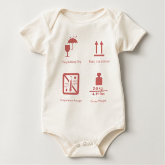 Macacãozinho Para Bebê bebé frágil