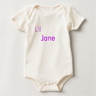 Macacãozinho Para Bebê Jane