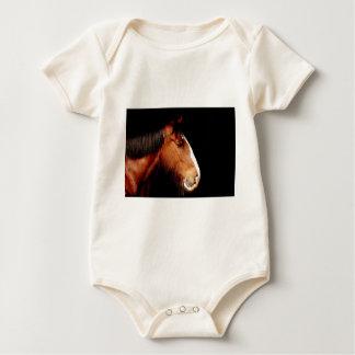 Macacãozinhos Para Bebê condado-cavalo