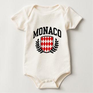Macacãozinhos Para Bebê Monaco