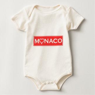 Macacãozinhos Para Bebê Mónaco