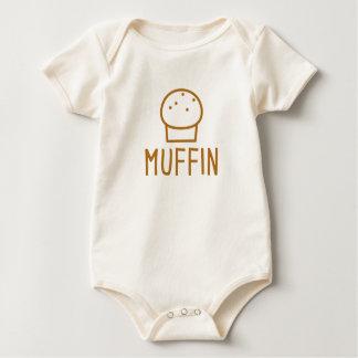 Macacãozinhos Para Bebê Muffin de Lil Brown