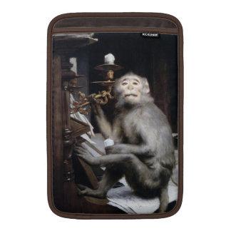 Macaco de sorriso bolsas de MacBook