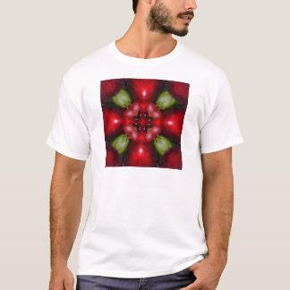 maçãs e uvas do caleidoscópio camiseta