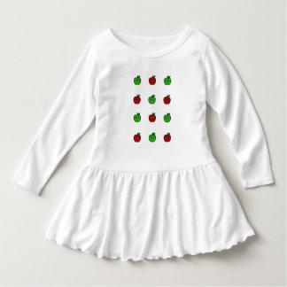 Maçãs felizes camisetas