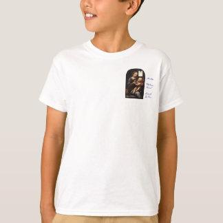 Madonna Benois - o t-shirt da menina - paróquia