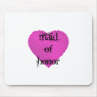 Madrinha de casamento mouse pad