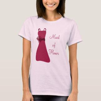 Madrinha de casamento t-shirts