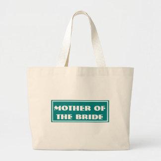Mãe da cerceta da noiva que Wedding a sacola Bolsas Para Compras