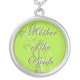 Mãe da colar da noiva - casamento floral