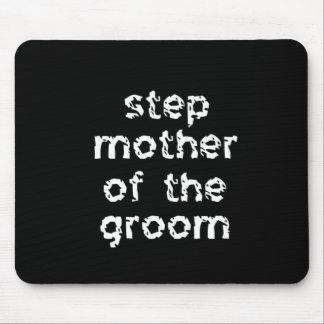 Mãe da etapa do noivo mouse pad